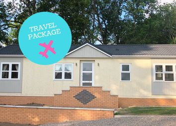 Thumbnail 2 bed mobile/park home for sale in Stourport Road, Bromyard Herefordshire
