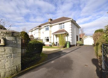Thumbnail 3 bedroom semi-detached house for sale in Greenway Lane, Bath, Somerset