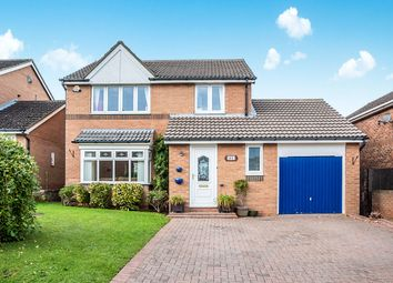 Thumbnail 3 bed detached house for sale in Otter Burn Way, Prudhoe