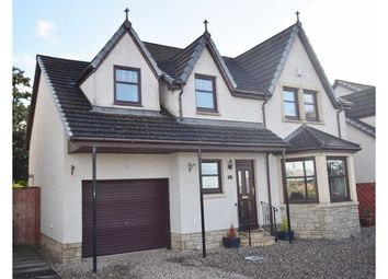 Thumbnail 4 bed detached house to rent in Perth Road, Bankfoot