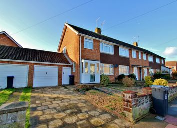 Thumbnail 3 bed terraced house to rent in Oakleigh Road, Worthing