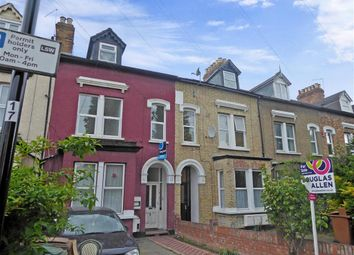 Thumbnail 2 bed flat for sale in Bulwer Road, London