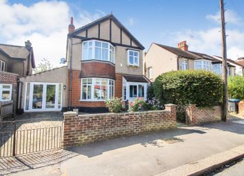 Thumbnail 4 bed detached house for sale in The Mount, New Malden
