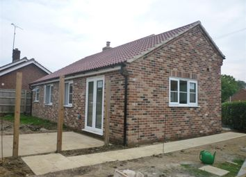 Thumbnail 2 bed bungalow to rent in Foxes Meadow, Castle Acre, King's Lynn