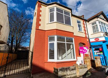 Thumbnail 3 bed flat to rent in Fairfax Drive, Westcliff-On-Sea, Essex