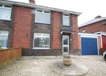 Thumbnail 3 bed semi-detached house to rent in Attwyll Avenue, Exeter