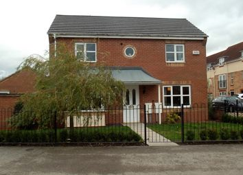Thumbnail 3 bed detached house to rent in Ashgate Road, Hucknall, Nottingham