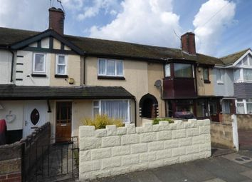 Thumbnail 2 bed terraced house for sale in Belmont Road, Etruria, Stoke-On-Trent