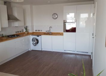 Thumbnail 1 bed flat to rent in 242A Barns Road, Oxford, Oxfordshire