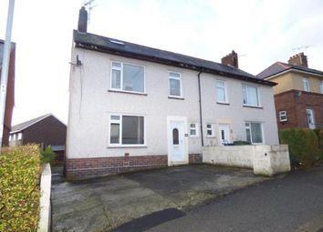 Thumbnail 3 bed end terrace house for sale in Ffordd Y Castell, Bangor, Gwynedd