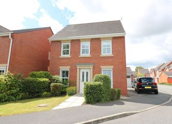 Thumbnail 4 bed detached house for sale in Snowberry Way, Whitby, Ellesmere Port