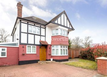 Thumbnail 4 bedroom detached house to rent in Shirehall Park, London