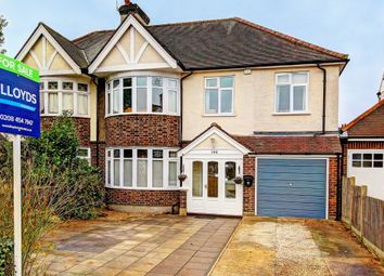 Thumbnail 4 bed semi-detached house for sale in Broom Road, Teddington