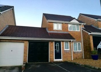 Thumbnail 3 bed link-detached house for sale in Forest View, Mountain Ash