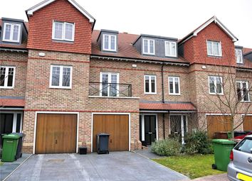 Thumbnail 3 bed terraced house to rent in Highbridge Close, Radlett, Hertfordshire