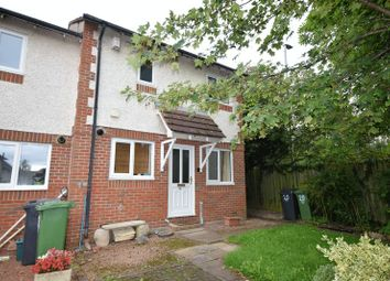 Thumbnail 1 bed terraced house to rent in Scotby Close, Carlisle