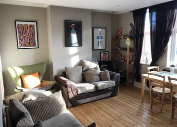 Thumbnail 3 bed flat to rent in Crouch End Hill, Crouch End