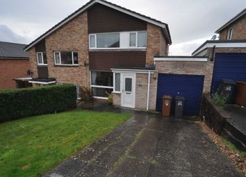 Thumbnail 4 bedroom semi-detached house to rent in St. Austin Close, Ivybridge