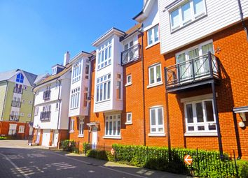 Thumbnail 1 bed flat to rent in Great Stour Mews, The Oid Tannery, Canterbury