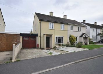 Thumbnail 2 bed semi-detached house for sale in Redwell Road, Matson, Gloucester