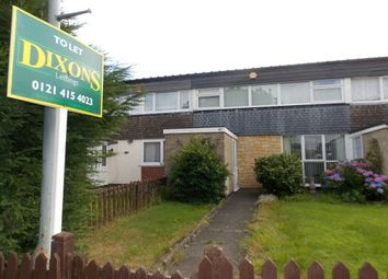 Thumbnail 3 bed terraced house to rent in Eagle Croft, Maypole