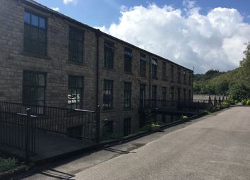Thumbnail 2 bed flat for sale in Wool Road, Dobcross, Oldham