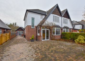 Thumbnail 3 bed semi-detached house for sale in Bache Drive, Upton, Chester