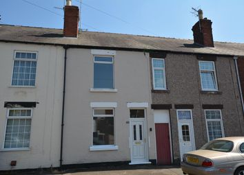 Thumbnail 3 bed terraced house to rent in Derby Road, Chesterfield