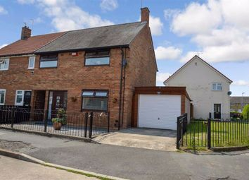Thumbnail 3 bed semi-detached house for sale in Stembridge Close, Hull