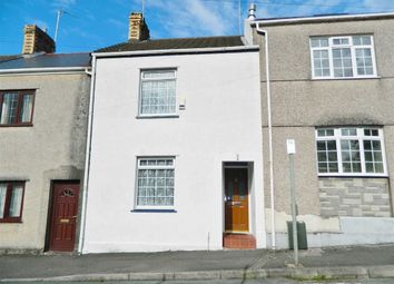 Thumbnail 2 bedroom terraced house for sale in Langland Terrace, Brynmill, Swansea