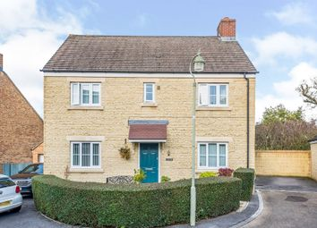 Thumbnail 4 bed detached house for sale in Grey Lane, Witney