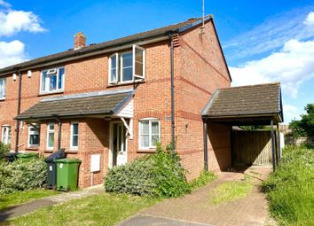 Thumbnail 2 bed terraced house to rent in White Leys Close, Didcot