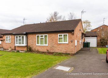 Thumbnail 2 bed semi-detached bungalow for sale in Prince William Close, Coundon, Coventry