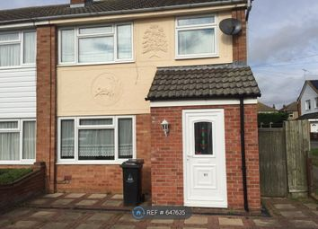 Thumbnail 3 bed semi-detached house to rent in Coleridge Road, Maldon