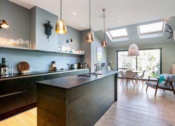 Thumbnail 4 bedroom terraced house to rent in Aldren Road, London