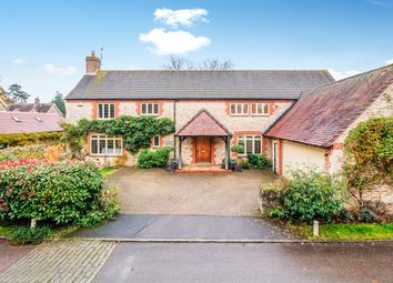 Thumbnail 5 bed property to rent in Manor Road, Fringford, Bicester