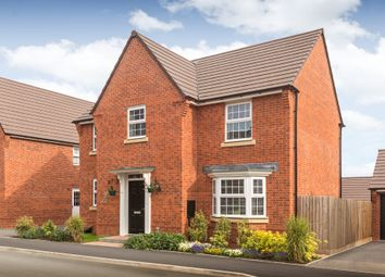 "Thumbnail 4 bedroom detached house for sale in ""Mitchell"" at Kentidge Way, Waterlooville"