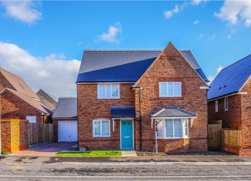 Thumbnail 4 bedroom detached house for sale in Ark Royal, Brooklands