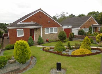 Thumbnail 3 bed bungalow for sale in Cygnet Close, Ashington
