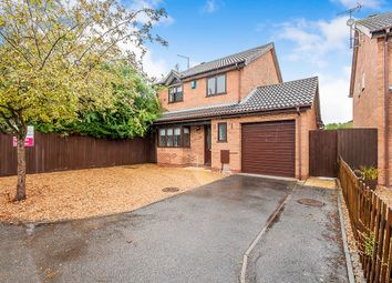 Thumbnail 4 bed detached house for sale in Patterdale Drive, Gunthorpe, Peterborough