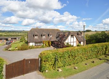 Thumbnail 8 bed equestrian property for sale in Manor Pound Lane, East Brabourne, Nr Ashford, Kent