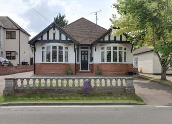 Thumbnail 4 bed detached bungalow for sale in Old Road, Harlow