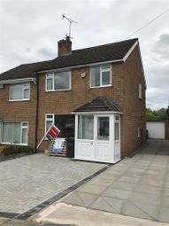 Thumbnail 3 bed property to rent in Longhurst Croft, Northfield, Birmingham