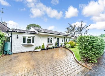 Thumbnail 4 bed detached bungalow for sale in Greenview Crescent, Hildenborough, Tonbridge, Kent