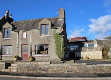Thumbnail 2 bed semi-detached house for sale in Main Street, Twynholm, Kirkcudbright