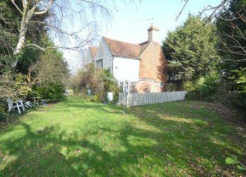 West End, Herstmonceux, Hailsham BN27. 3 bed detached house for sale