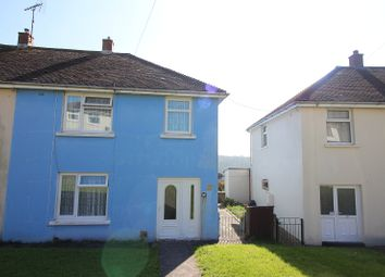 Thumbnail 3 bed semi-detached house for sale in Coombs Drive, Milford Haven, Pembrokeshire.
