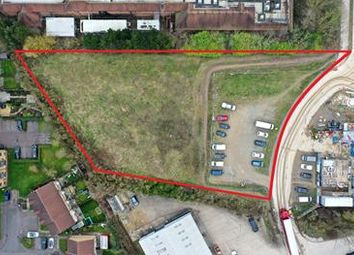 Thumbnail Land for sale in Commercial Development Site, Shire Hill Industrial Estate, Saffron Walden, Essex