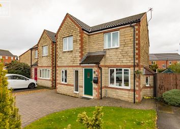 Thumbnail 3 bed detached house for sale in Pinewood Close, Scunthorpe