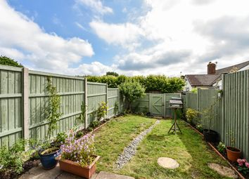 Thumbnail 2 bed terraced house for sale in York Close, Petersfield